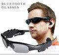 Gafas de Sol originales Inalámbrica Bluetooth 4.1 Auriculares Auriculares Inteligentes Gafas Polarizadas Gafas para Deportes Al Aire Libre Android/IOS