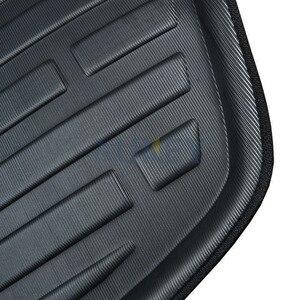 Image 5 - Bandeja trasera para maletero, alfombrilla para suelo, alfombra, barro, Kick, para Mercedes BENZ Clase C W204 W205 S205 S204 Estate Wagon 2003 2012