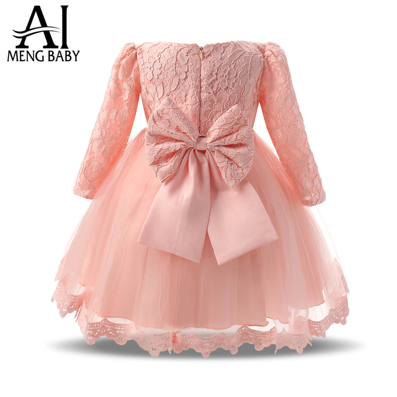 Ai Meng Baby Girl Infant Party Dress Toddler Girl