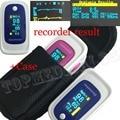 +Case/BagPulse OximeterSleep Monitor Alarm SPO2 PR Memory Recall 8 Hours Data  PI ODI4 Sleep Measure Solid Waveform Blood Oxygen