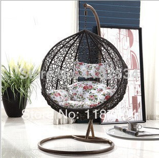 swing chair lagos best chairs for sex rocking rattan hanging ball modern hammocks patio swings swinging stage basket in living room from furniture on