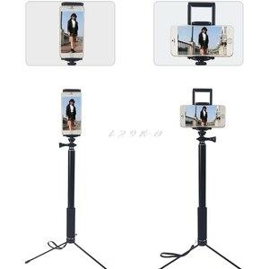 Image 2 - 1.5m/2m extensível selfie vara tripé suporte para iphone ipad dslr android gopro