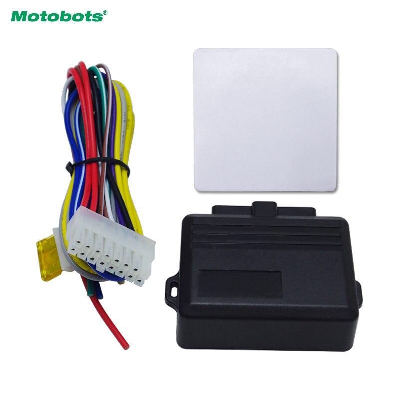 MOTOBOTS 5set 12VDC Universal Car 2/4 Door Power Window Sunroof Windonw Auto Roll-up Closer Control Module  #CA913