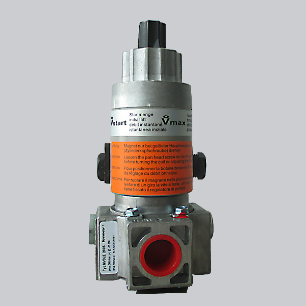 MVD205/5 Dungs Single-stage safety solenoid valves automatic shut-off Value For Burner honeywell solenoid gas valves ve4050a1200 ve4050a1002 for burner new