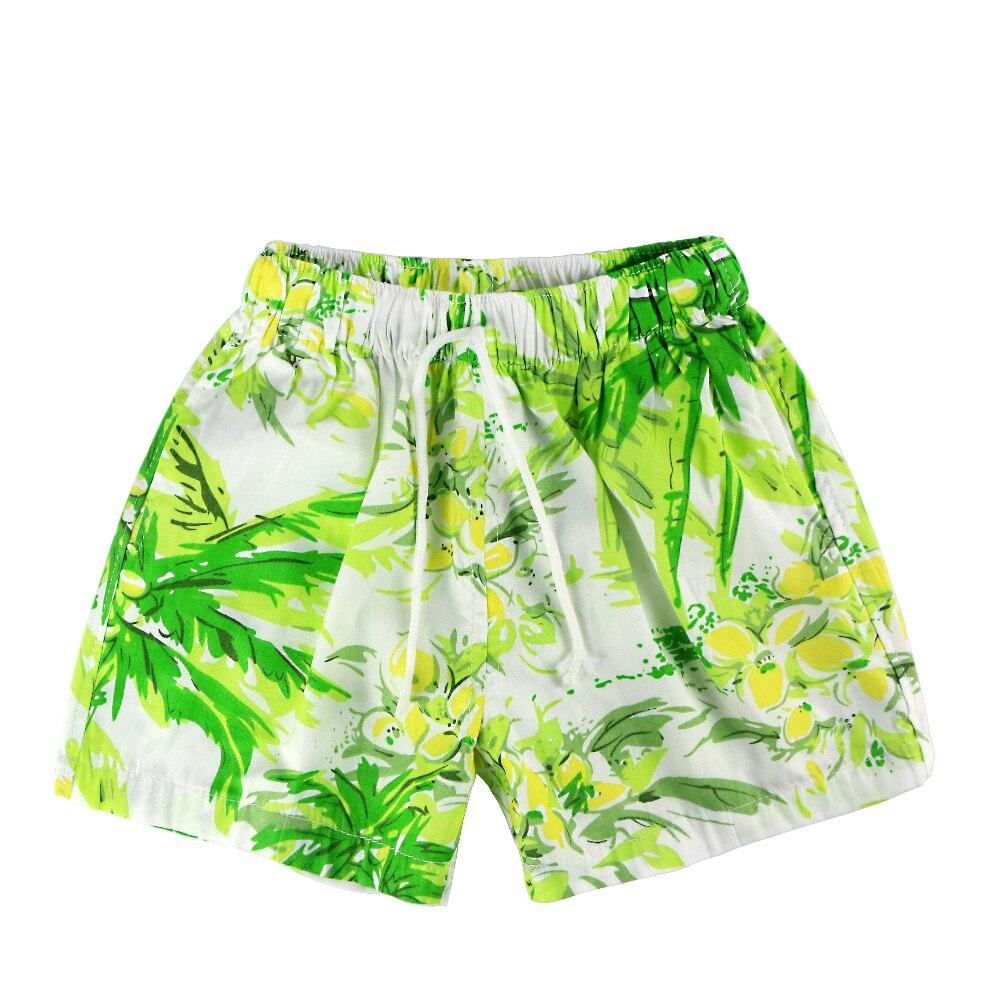 Детские шорты для мальчиков брюки Новая мода стиль 4 цвет Летний повседневный костюм для детей пляжные шорты От 2 до 16 лет с принтом для мальч...