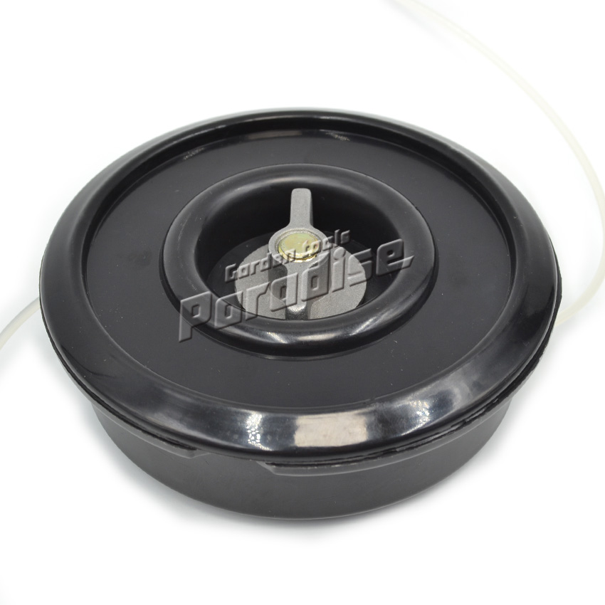 New Brush Cutter Nylon Head Universal Easy Loading Replacement Grass Trimmer Head with M10*1.25 LH Adaptor  цены