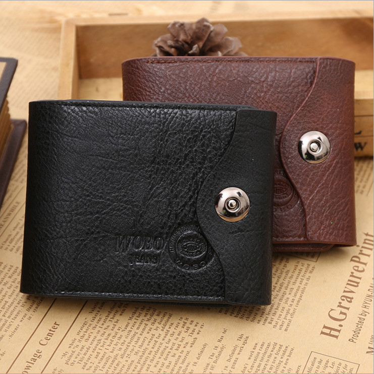 Fashion New Men's Coin Slim Bifold Credit Card Clutch Holder Wallets Purse Free Shipping цена и фото
