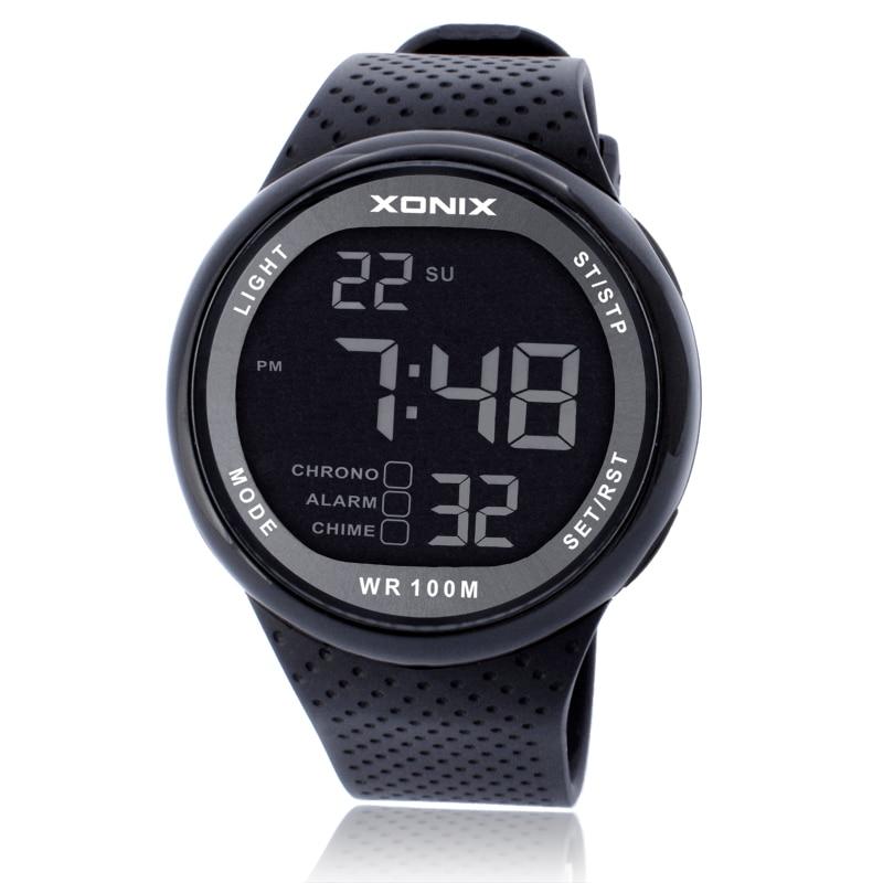 Sports Watch Luxury Men 100M Relogio Masculino LED Digital Diving Swimming Reloj Hombre Sports Watch Sumergible Wristwatch