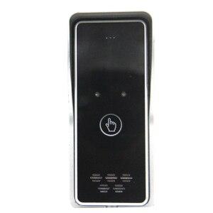 Image 3 - 3G GSM erişim kontrol kiti daire interkom güvenlik sistemi bir anahtar arama kapı kontrol uzaktan ücretsiz çağrı k6S