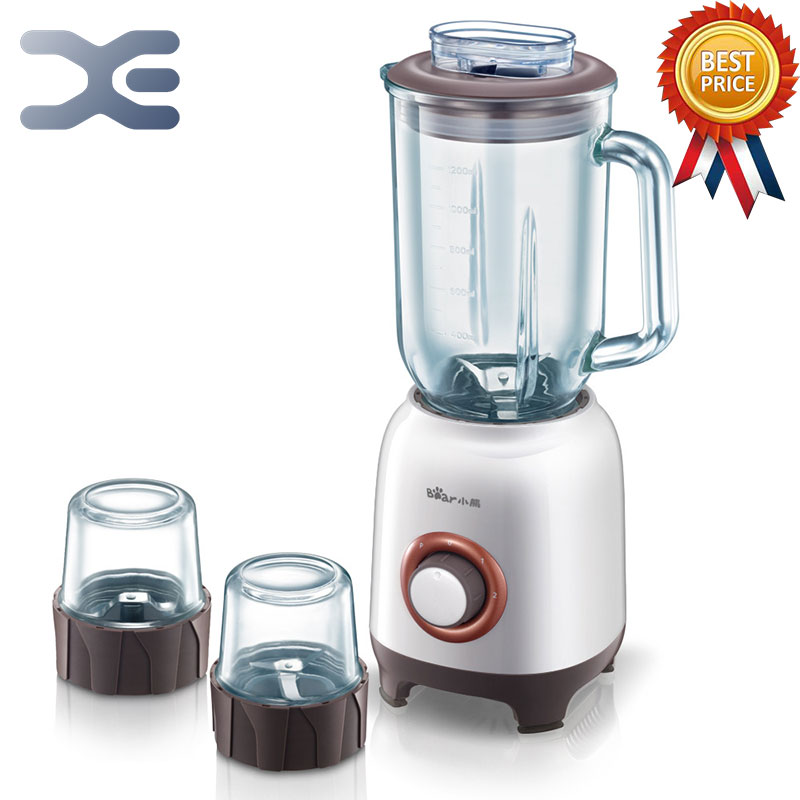 Glass Juicer 400W Mastic Blender 220V Appliances for the Kitchen Multi-function Glass Juicer кремы mastic spa крем для тела cocoa butter cream mastic