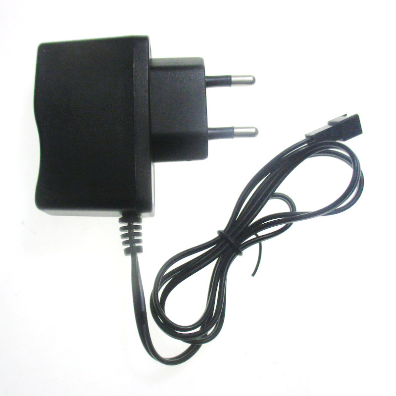 Charger 4.8V 250mAh SM Plug For HB P1801 RC Car 2.4G Rock Crawler Car 4 WD Monster Truck 1:18 Off-Road Vehicle