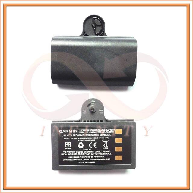 Prueba del 100% Original 011-01834-00 Batería Para Garmin GPSMAP 620 640 GPS GPS utiliza