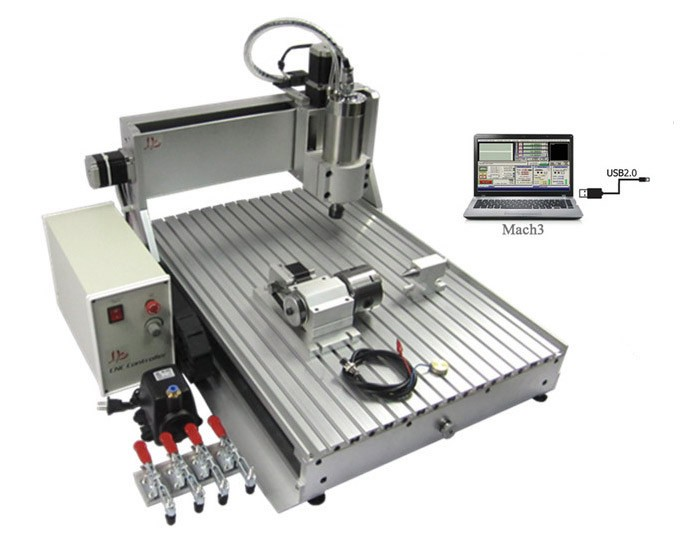 CNC 6040 4axis (13)