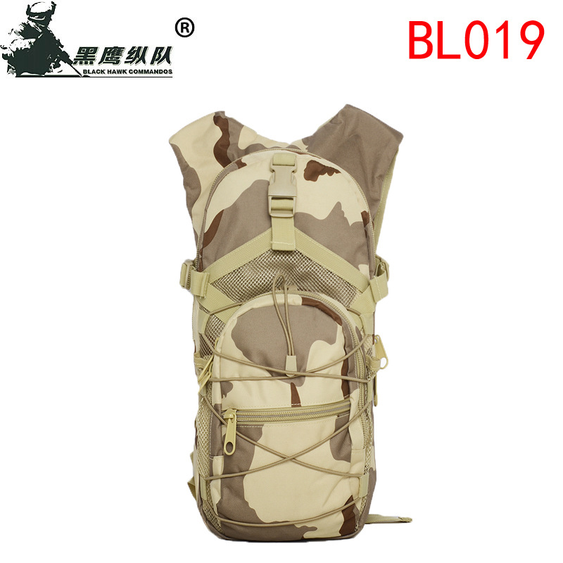Outdoors Cycling Pack Camouflage Waterproof Oxford Cloth Small Backpack Women Outdoor Women Handbag Tactical Backpack A4510