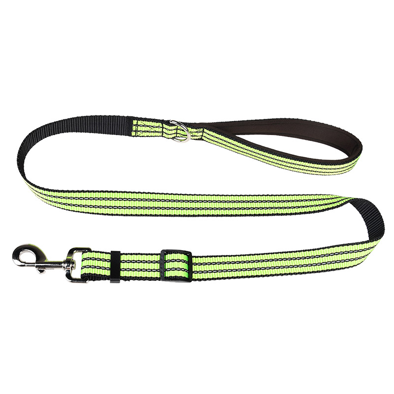 Hot Sale 70cm Pet Dog Cat Car Vehicle Seat Belt Safety Reflective Leads Rope Retractable Leash