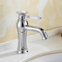 Basin Faucet Waterfall Faucet Bath Tub Mixer Bathroom Mixer Brass Water Sink Mixer Tap With 2 Hoses