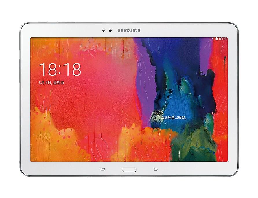 Samsung Galaxy Tab Pro 10,1 дюймов T520 WI-FI Tablet PC 2 ГБ Оперативная память 16 ГБ Встроенная память Qcta-core 8220 мАч 8MP планшет с камерой на ОС андроид