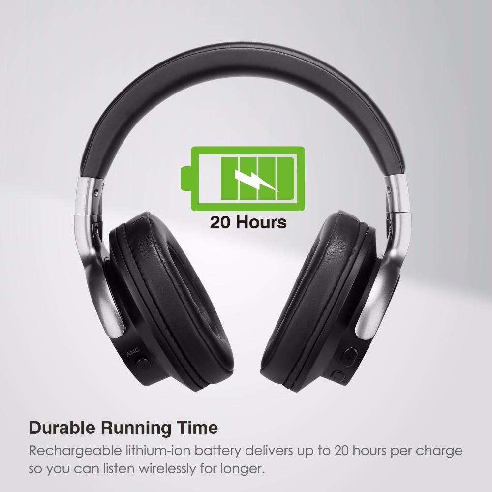 Ausdom ANC8 Wireless Headphone 2