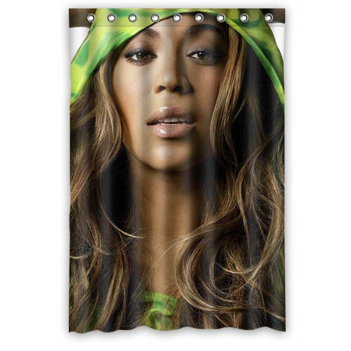 Aliexpress.com : Buy Popular Bathroom Curtains Sexy Beyonce ...