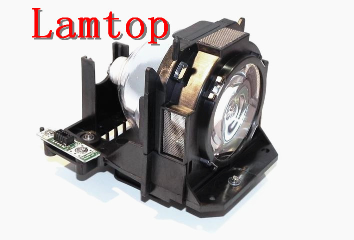 Compatible projector lamp with housing ET-LAD60  for PT-D5000/D6000/D6710/DW6300/DZ6700 original projector lamp et lab80 for pt lb75 pt lb75nt pt lb80 pt lw80nt pt lb75ntu pt lb75u pt lb80u