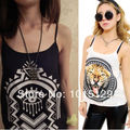 Details about HOT Fashion Sexy Women Girl Casual Chiffon Vest Top Tank Sleeveless Shirt Blouse