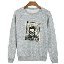Men & Women Fashion Brand Casual Hoodies Men's Clothing  Street wear Sweatshirts Cotton Hooded Tracksuit