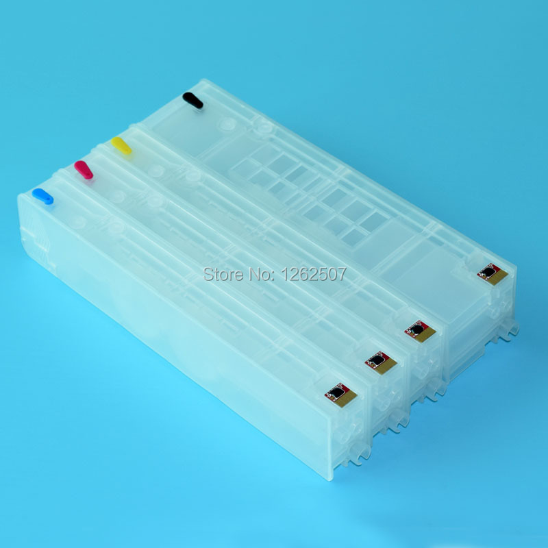 Printer Spare Parts Updated Show Ink Level Auto Reset Chips Compatible Cis Ink Cartridge for HP X451 X476 X551 X576 Printer Refill Ink Cartridge