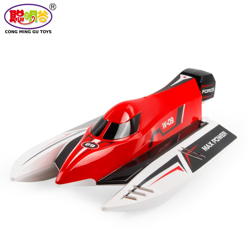 Original WLtoys WL915 2.4G Remote Control Brushless Motor Water-Cooling System High Speed 45km/h RC Racing boat VS FT009 free shipping wltoys wl911 2 4g high speed racing boat spare part wl911 22 370 motor
