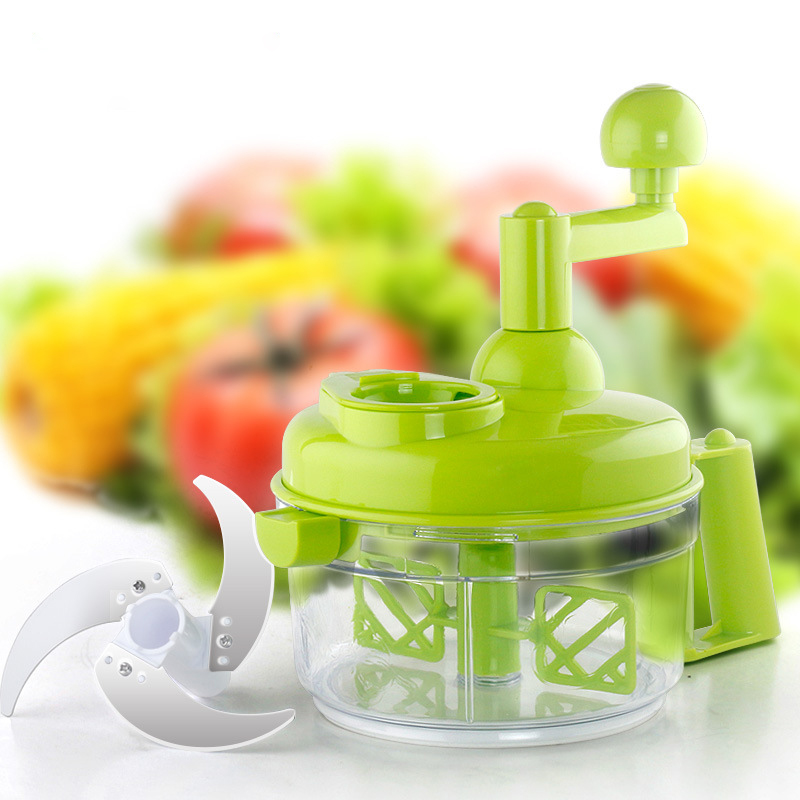 Hand Manual Stainless Steel Meat Grinder Vegetable Cutter Food Chopper Food Processor Manual Mincer Home Appliances For Kitchen hand pull design manual meat grinder garlic grinder food chopper