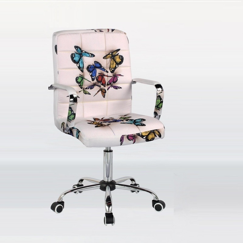 PI#3386 Computer home office modern minimalist boss staff leisure lifting rotary gaming game chair seat high quality boss chair home computer chair pu office swivel chair seat bow lay staff meeting seat