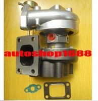 GT28 T25T28 turbo turbocharger para Nissan S13/14/15 flange T25 T28 T25 A/R 60 A/R 64 Água de Refrigeração turbo turbocharger