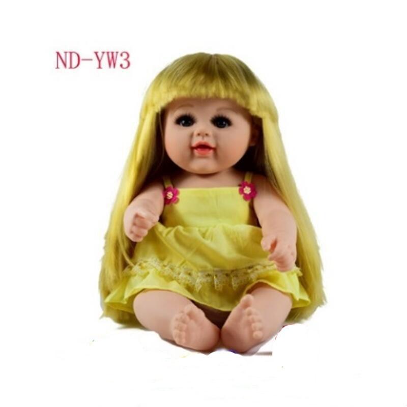 48cm Full Body Silicone Reborn Baby Doll Toys Lifelike Baby-Reborn Princess Doll Child Birthday Gift Girl Russia Stuffed toy
