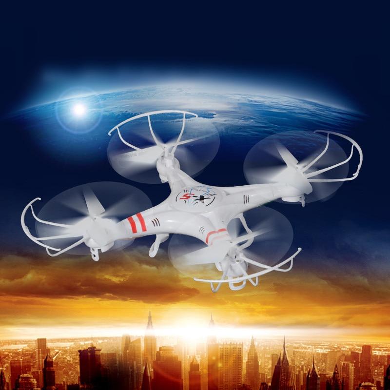 Drone RC quadrirotor KZ XX5 2.4G Mode sans tête une clé retour automatique VS hélicoptère SYMA X5C