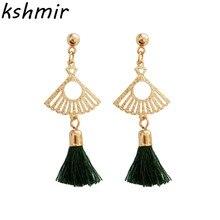 Classic earrings elegant temperament female small tassel stud wholesale fashionable girl Exquisite