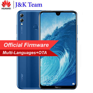 Huawei Honor 8X Max 7.12 inch MobilePhone 4900 mAh Battery Smartphone Android 8.2
