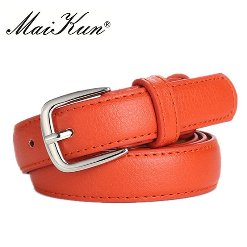 Hunter Crocodile Skin High Quality Fashion Dress Belt