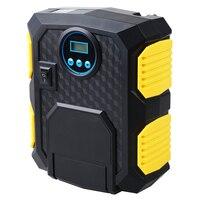 100 PSI Digital Tire Inflator DC 12 Volt Car Portable Air Compressor Pump Car Air Compressor for Car Motorcycles Bicycles new
