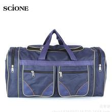 Gym-Bags Fitness Travel-Bag Shoulder-Crossbody-Training Nylon Sac-De-Sports Outdoor Waterproof