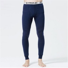 autumn and winter men long johns thermal underwear pants 7 colors