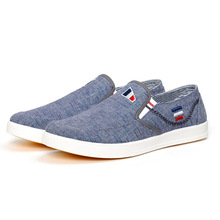 YeddaMavis Men Sneakers Canvas Shoes Blue Casual 2019 Spring New Breathable Old Beijing Zapatos De Hombre