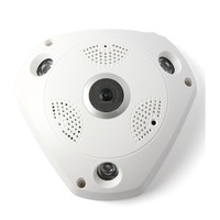 MOOL Professional 360 degree Panoramic 960P HD camera Wireless IR Light bulb Fisheye Camera Security Bulb WIFI camera