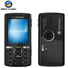 Original Sony Ericsson K850 K850i Mobile Phone 3G 5MP Camera Bluetooth Unlocked K850 Cell Phone(China)