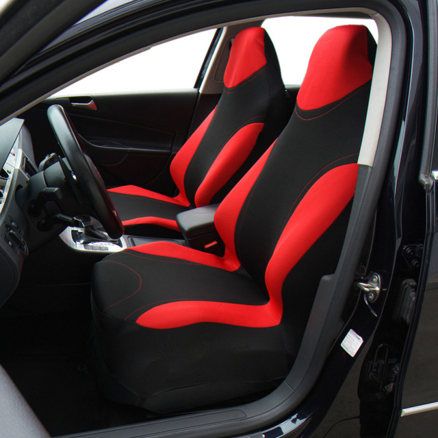Seat Cover Supports High Back Bucket AUTOYOUTH Car Seat Cover Universal Fits Most Interior Accessories Seat Cover
