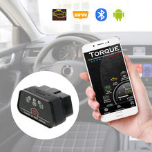LEEPEE Icar2 OBD2 ELM327 V1.5 for Android Bluetooth Adapter Car Diagnostic Tool Car Error Code Reade
