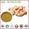 Walnut Kernel Extract natural black walnut shell powder      5:1  200g