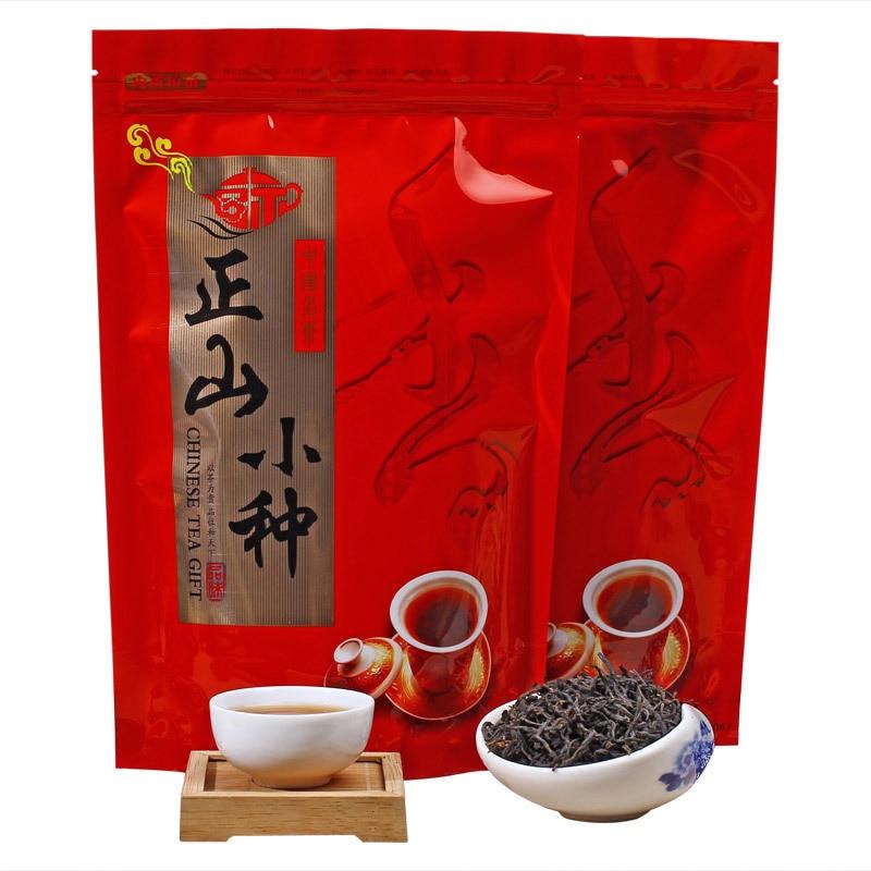 Tea Organic Smoke-Taste Lapsang Souchong Green Black 250g Tea-Aaa Zhenshan-Xiaozhong