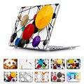 Геометрическая бизнес Печати Узор сумка для ноутбука Для Macbook Air 11 13 Pro Retina 13 15, Новый 12 дюймов Mac book case