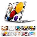 Negocio de impresión geométrica patrón de caja del ordenador portátil para macbook air 11 13 pro retina 13 15, nueva 12 pulgadas mac book caso
