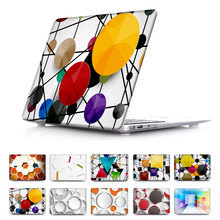 Redlai New Pro Retina 13 15 2016 2017 Case,Print Hard Cover for Apple MacBook Pro 13.3 15 inch A1706 A1707 Touch Bar