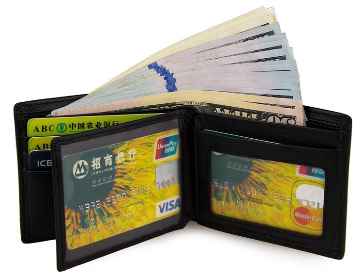 8087A Leather Wallet  (6)